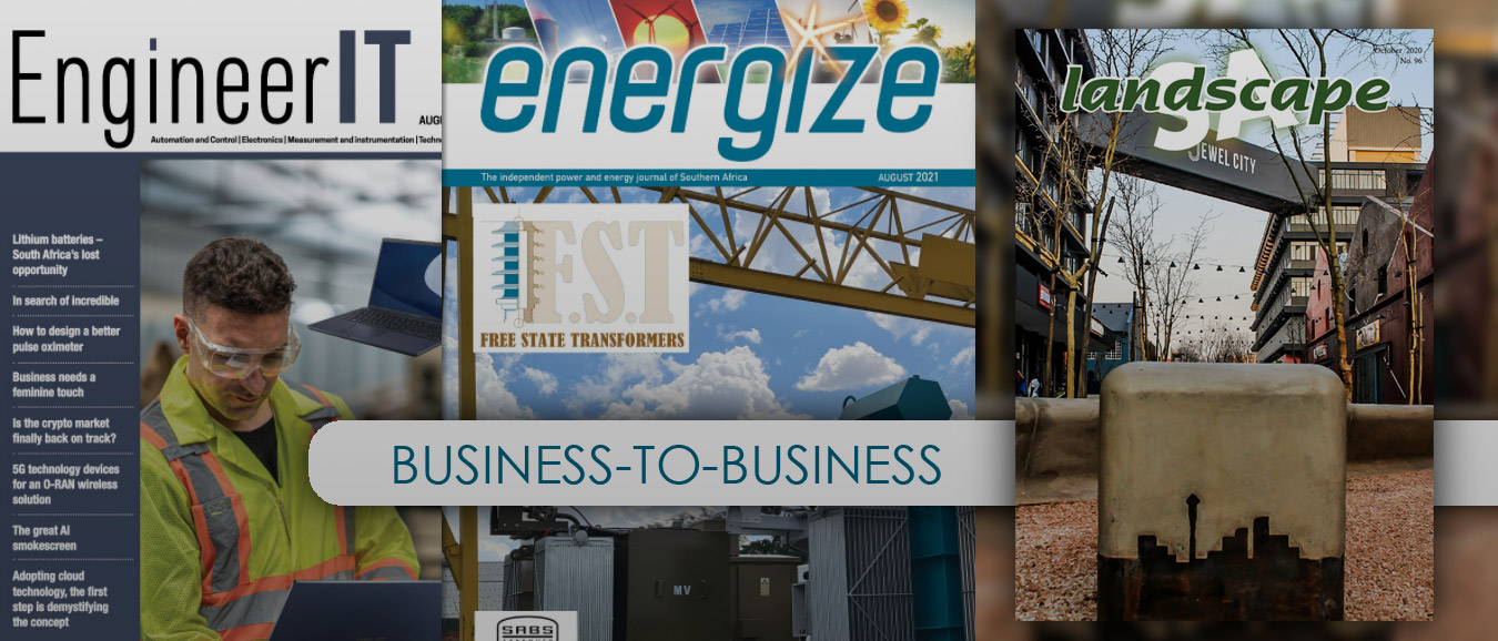 Business-to-business magazine advertising options
